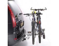 Porte-vélo plateforme : 2 vélos