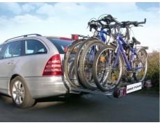 Porte velo 4 velos Bike four fixe sur attelage