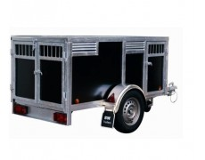 BW Trailers - 4 CHIENS XL