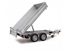 Benne Garant 2600 Alu - Pompe manuelle