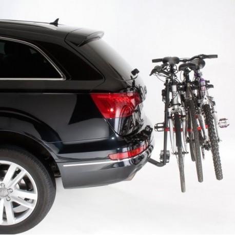 Porte-vélo suspendu 3 vélos compact
