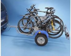 Remorque 4 vélos
