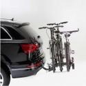 Porte-vélo plateforme premium : 3 vélos