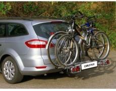 Porte-vélo attelage : 3 vélos
