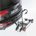 Porte-vélo plateforme premium : 2 vélos