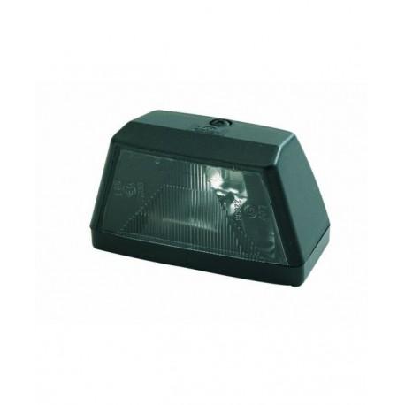 Éclaireur de plaque NOIR JOKON - 100 x 56 x 57 mm