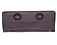 Coffre de rangement polyéthylène 100 cm avec serrure