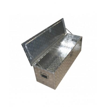 Coffre De Rangement En Aluminium 123 Cm Atlantique Remorques Franc