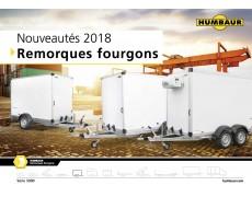 REMORQUES HUMBAUR