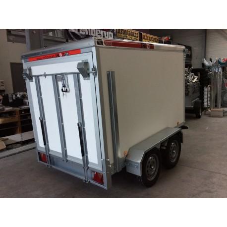 FOURGON JCC13 2400 + VERINS PONT + H200 (version spéciale)