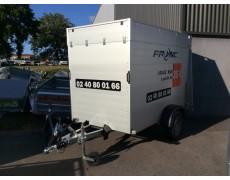 location remorque fourgon GT750-VT2 à Vertou 44120